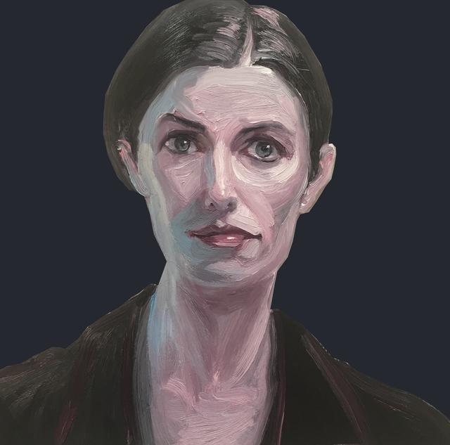 , 'Woman no. 5,' 2019, Nancy Toomey Fine Art