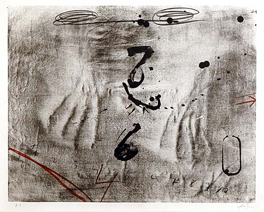 , 'Empreintes de mains,' 1980, Adam Gallery