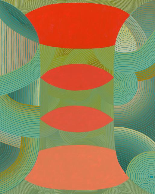 , 'Wise Eye,' 2019, Carrie Haddad Gallery