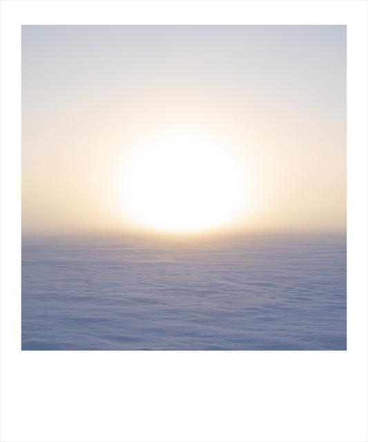 Wendel Wirth, 'Sun Over Snow', 2018, Gilman Contemporary