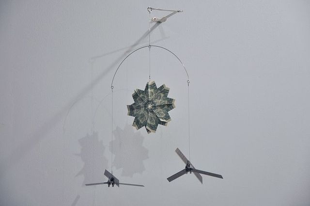, 'Twinkle Twinkle Little Drone - III,' 2016, Aicon Gallery