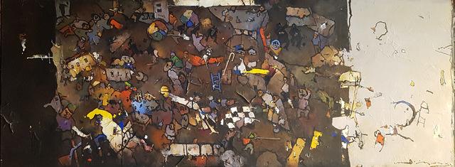 Bruno Widmann, 'Página 2', 2000-2017, ACCS Visual Arts