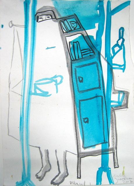 , 'Pikul 1,' 2007, Baik Art