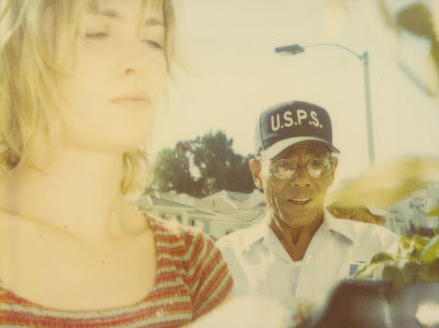 Stefanie Schneider, 'Postman', 2004, Photography, Digital C-Print based on a Polaroid, not mounted, Instantdreams