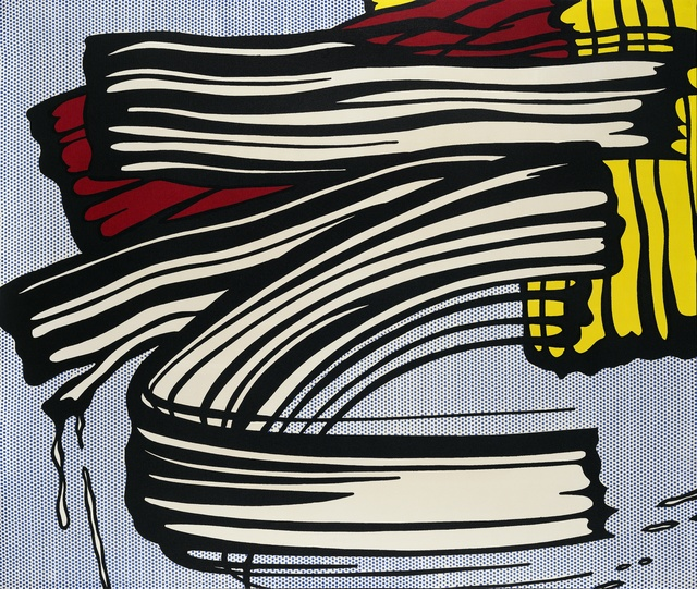 Roy Lichtenstein, 'Little Big Painting', 1968, Galerie Von Vertes