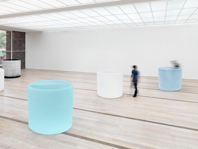 , 'Water Double, v.1 ,' 2013–15, v.2 and v.3, 2013–16, Fondation Beyeler