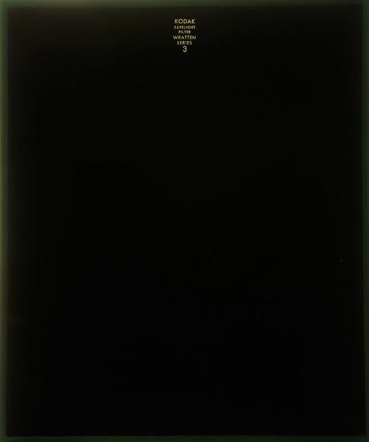 , 'Variations chromatiques_inactiniques_Series 3,' 2008-2011, Galerie Simon Blais