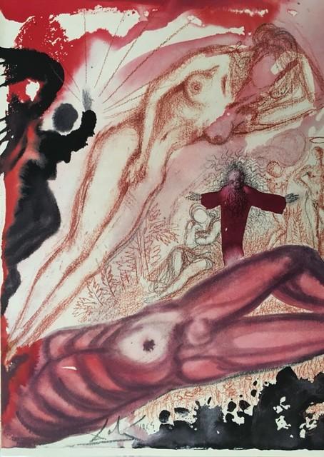 """Salvador Dalí, 'Mulier e Latere Viri - From """"Biblia Sacra""""', 1964, Wallector"""