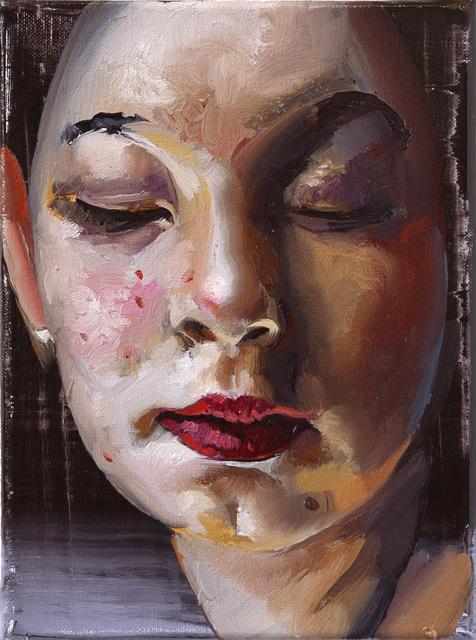 , 'Portrait N°9,' 2015, Josef Filipp Galerie