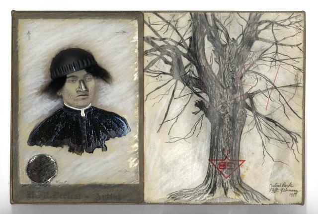 , 'A Tree for San Benardino,' 1988, Laurence Miller Gallery