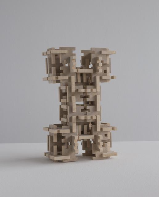 , 'Puzzling-040616,' 2016, Machado - Muñoz