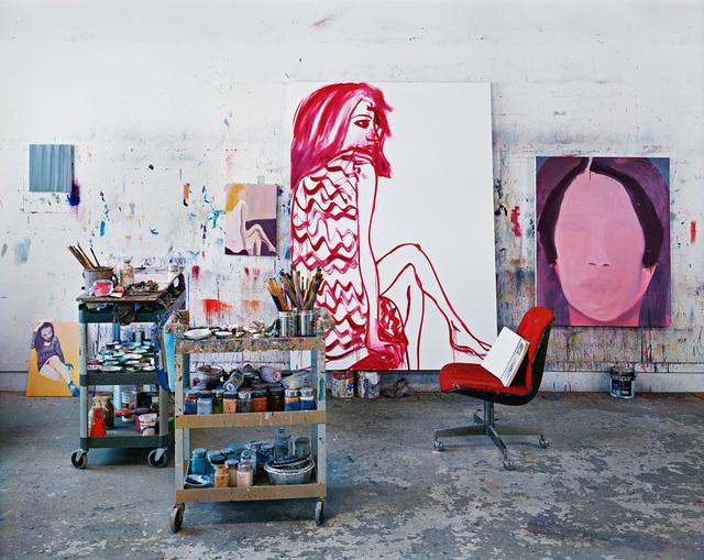 , 'Shelley Adler ,' 2013, Peter Robertson Gallery