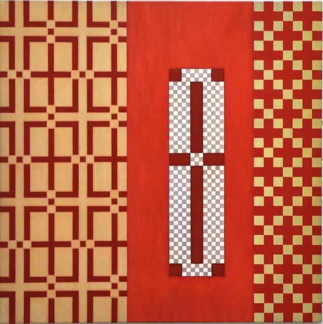 , 'Byzantium 2,' 2009, Gallery LVS