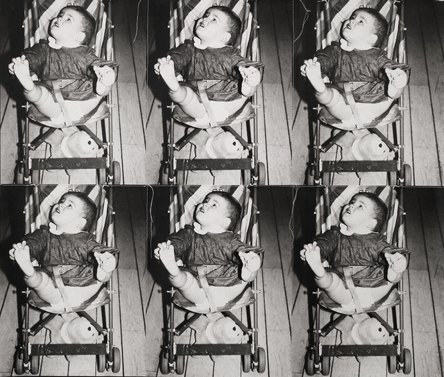 , 'Baby in Stroller,' 1976-1986, Pace/MacGill Gallery