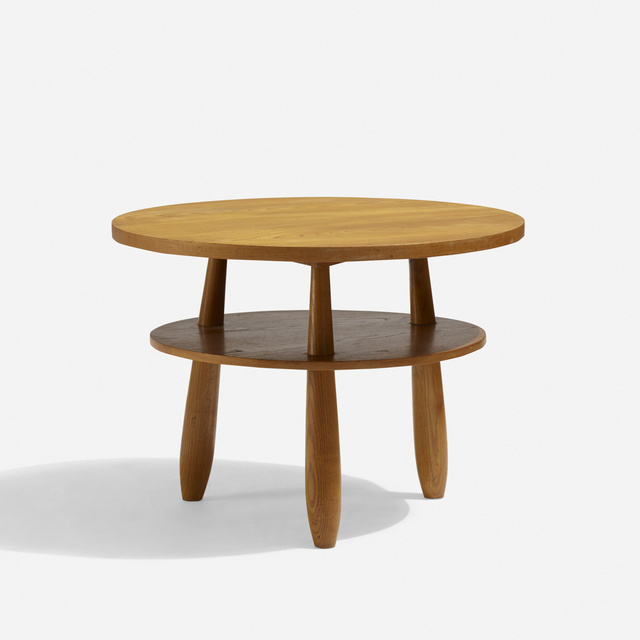 Scandinavian, 'Occasional table', c. 1945, Wright
