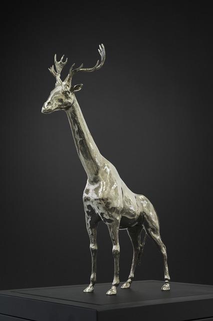, 'Small Giraffe-Deer,' 2015, Mazel Galerie