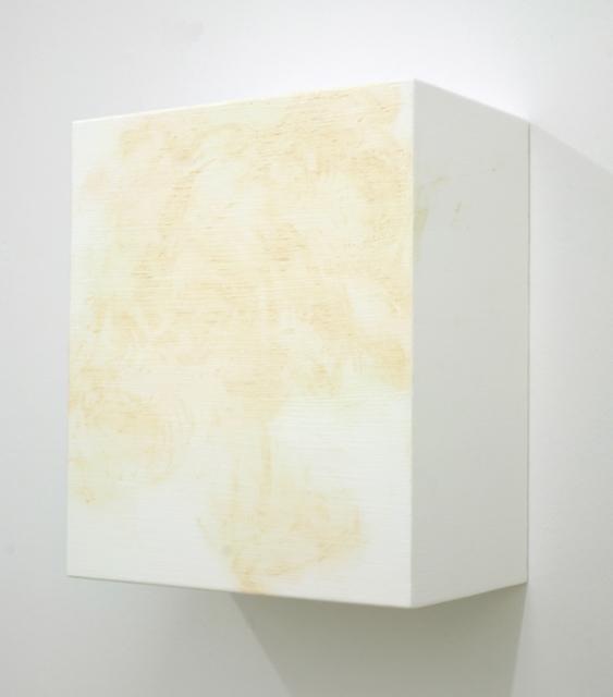 , 'Dirty 6 (white),' 2011, Galerie Krinzinger