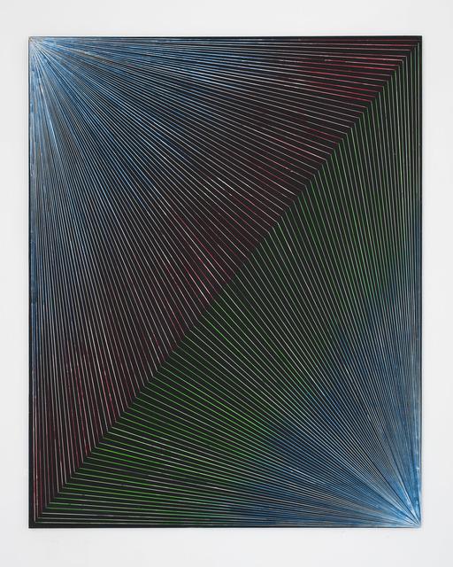, 'Grattage IV,' 2013, Galerie Juliètte Jongma
