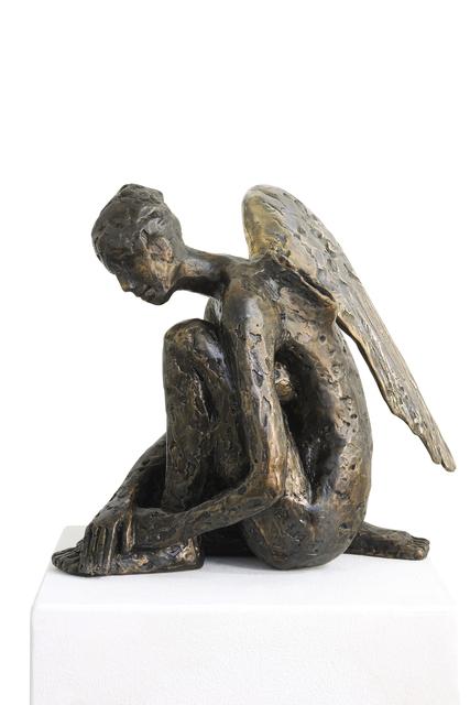 Tina Heuter, 'Broken', 2018, Sculpture, Bronze, mianki.Gallery