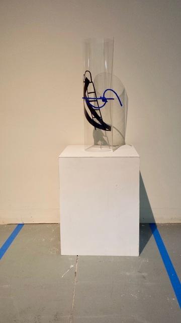 , 'Slide Tied,' 2017, Robert Kananaj Gallery