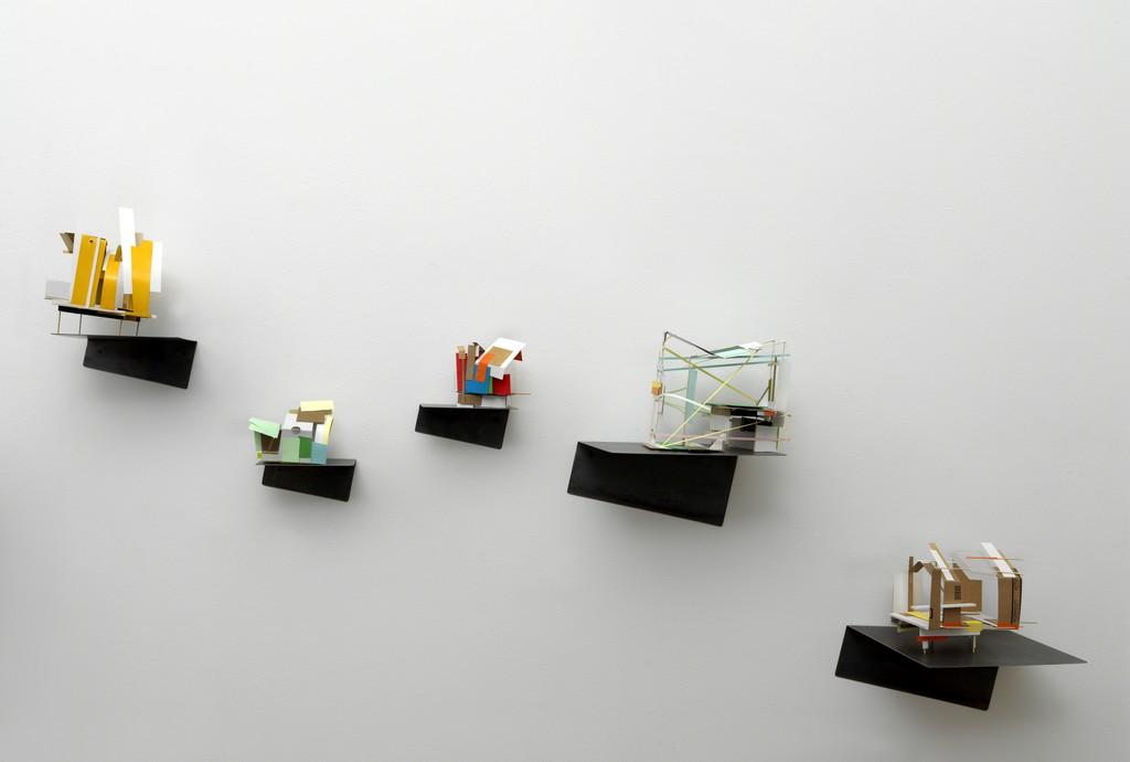 Mengzhi Zheng: TMH installation view