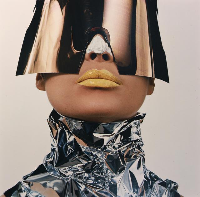 , 'Woman with Sunblock, New York,' 1966, Huxley-Parlour