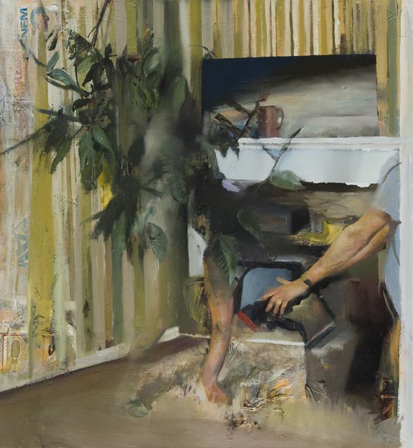 , 'Indoor plants,' 2014, Charim Galerie