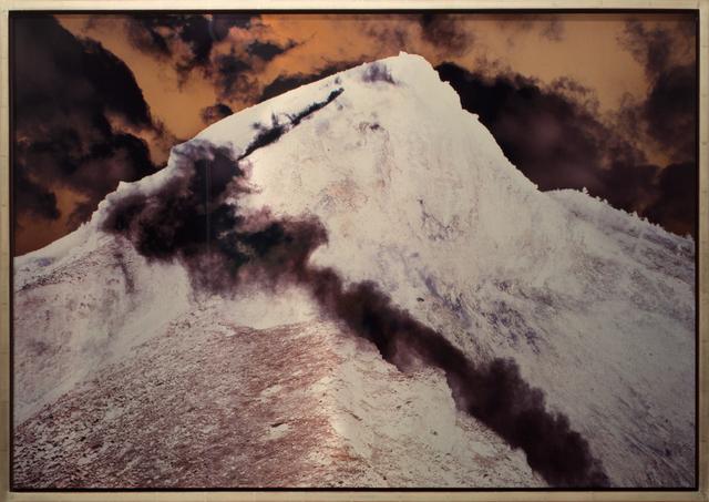 , 'Mt. Batur,' 2014, Brian Gross Fine Art