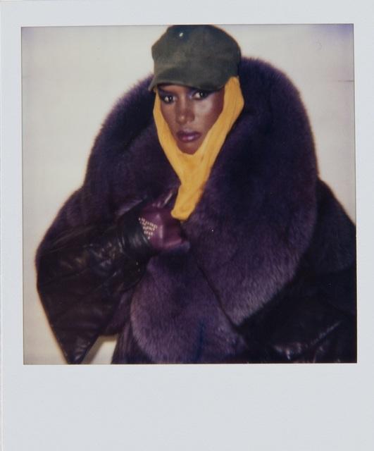 Andy Warhol, 'Andy Warhol, Polaroid Portrait of Grace Jones', 1984, Hedges Projects
