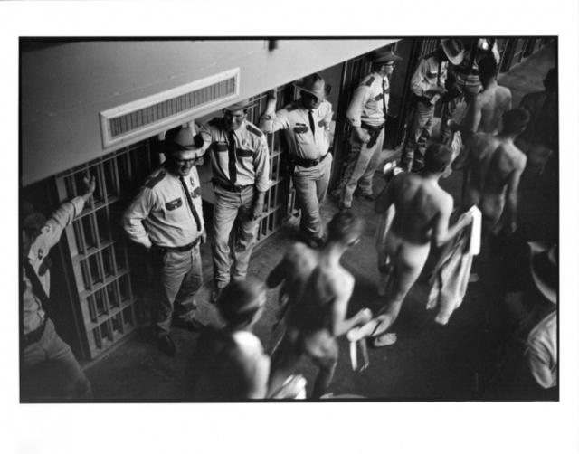 , 'Building Shakedown,' 1971, Clark Gallery