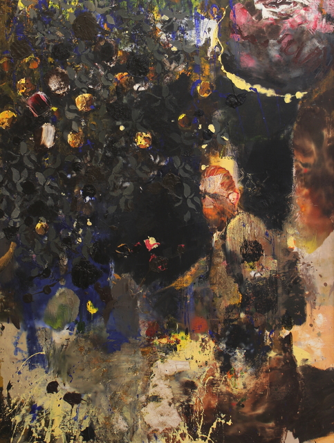 , 'On the road to Tarascon 2,' 2013, Tim Van Laere Gallery