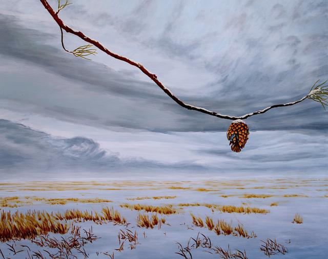 , 'Winter Stone,' 2018, Goodwin Fine Art