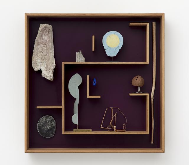 , 'One language traveller - Set #5, 2,' 2012, Nils Stærk