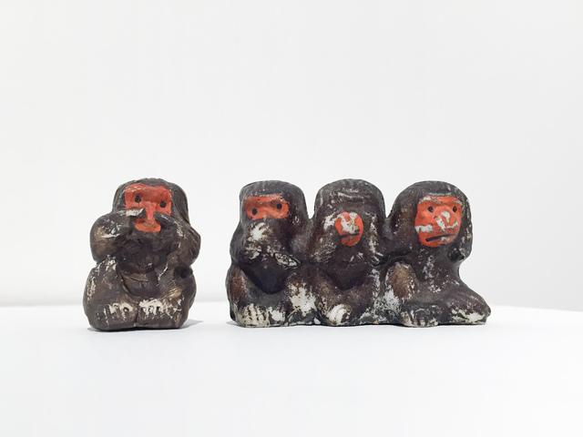 , 'Smell No Evil,' 2015, Fleisher/Ollman