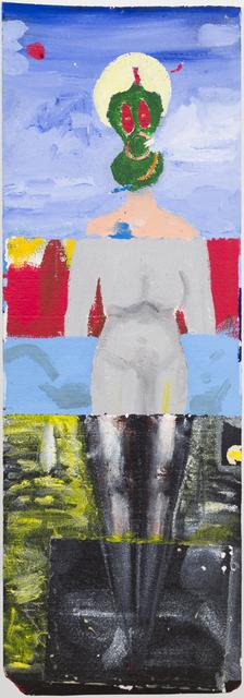 , 'Mr. Man,' 1980, Reynolds Gallery