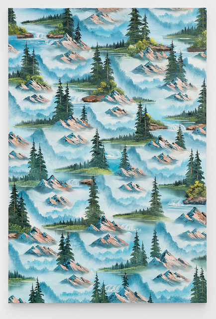 , 'Parallel Peaks (Tracey Island),' 2017, VALENTIN