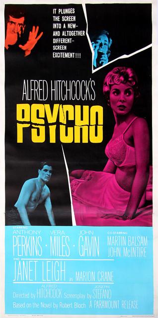 , 'Psycho,' 1960, Fraenkel Gallery