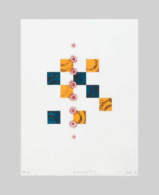 , 'Indrah,' 2013, Galerie Christian Lethert