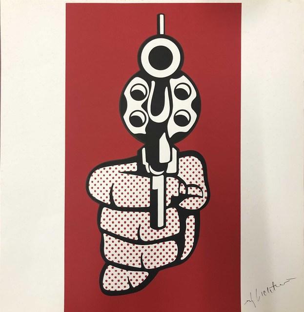 Roy Lichtenstein, 'Pistol', 1968, DANE FINE ART