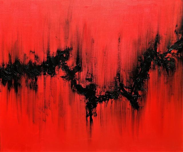 , 'Nocturne,' 2018, Yuan Ru Gallery