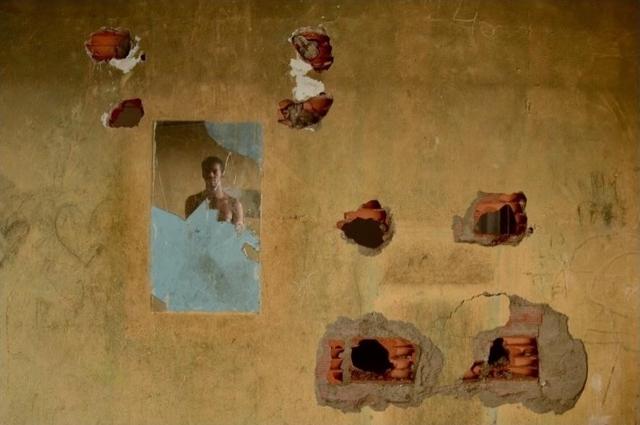 Kiluanji Kia Henda, 'Não Existe Luz Dentro do Espelho II', 2019, Galeria Filomena Soares