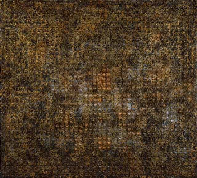 Yayoi Kusama, 'No. 62.A.A.A.', 1962, Blanton Museum of Art