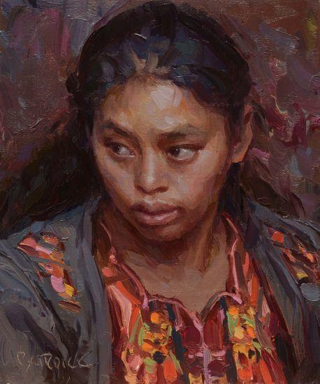 , 'Guatemalan Girl,' , Gallery 1261