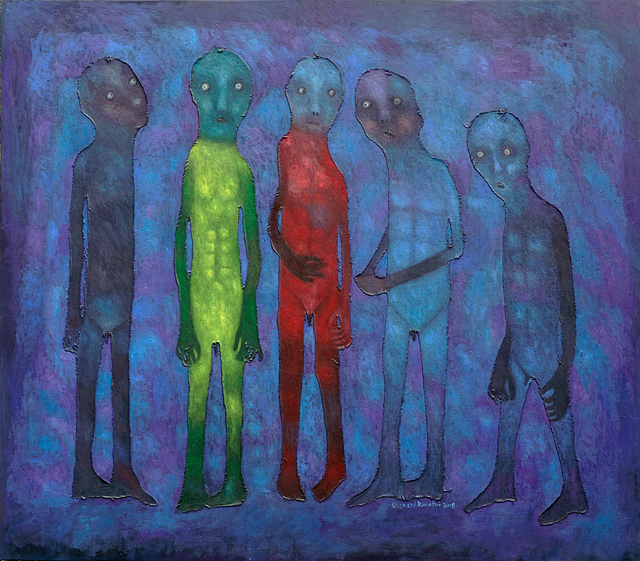 , 'Honesty,' 2018, One Off Contemporary Art Gallery