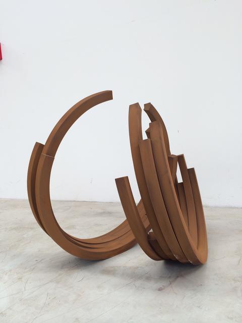 , '221,5º Arc x 10,' 2014, Galería Cayón