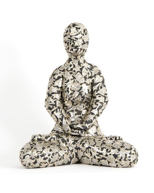 , 'Yoga Figure 111,' 2010, Jean Albano Gallery