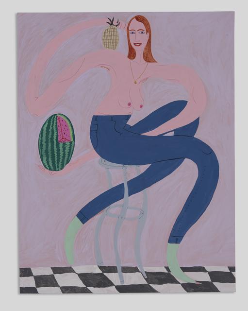 , 'Cynthia,' 2015, David Risley Gallery