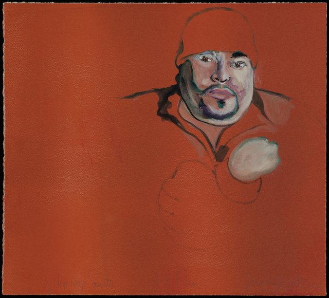, 'Hip Hop Saints: Big Pun,' 2014, Goya Contemporary/Goya-Girl Press