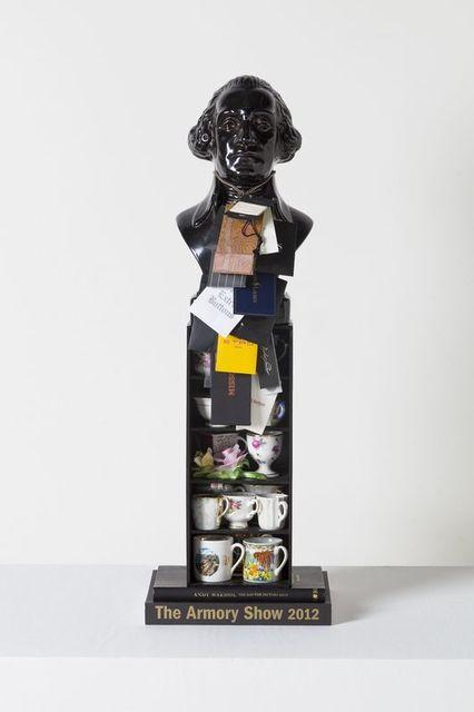 , 'History Piece,' 2014, InLiquid