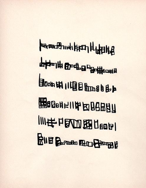 , 'Untitled,' 1972, Henrique Faria Fine Art